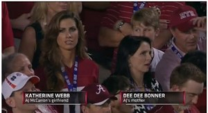 Obligatory Katherine Webb Photo